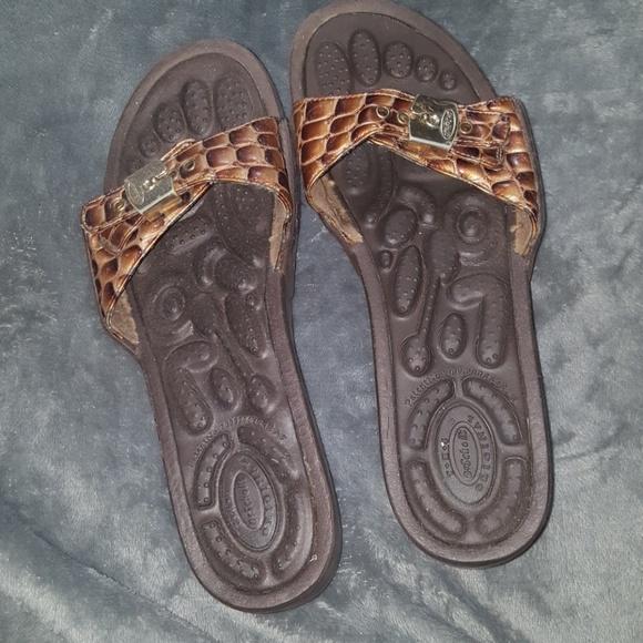 Reflexology ShoesDr Sandals Like Scholls Massage New DrScholl's vmn0Nw8