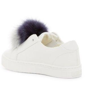 fa3eebc0a0caed Sam Edelman Shoes - Sam Edelman New in box size 7 leya white fur Pom