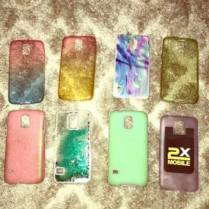 Accessories - Samsung Galaxy S5 Cases 📱