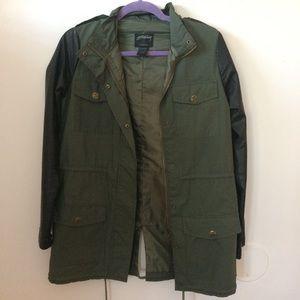Stussy Army Style Jacket