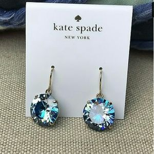 Kate Spade Midnight French Wire Drops