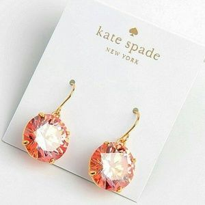 Kate Spade French Wire Sunburst Drops