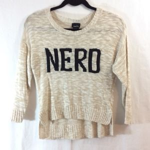 Rue 21 nerd sweater