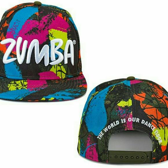 1ccea1062c9 Zumba Da Funk Snapback Hat. M 5970a0f636d594812401b529