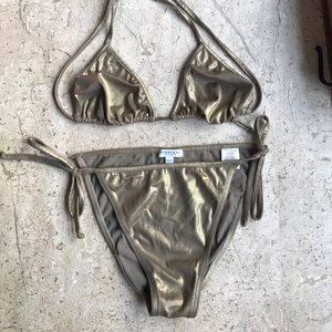 Burberry bikini