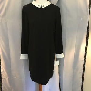 Victoria Beckham for Target Rabbit Black Dress