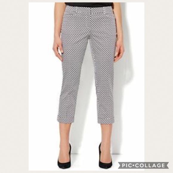 a141e04393f756 New York & Company Pants | 7th Ave Slim Ankle Pant | Poshmark