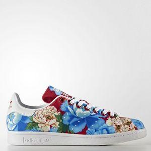 BNIB Adidas x the farm stan smith sneaker
