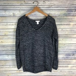 H&M Conscious Collection Grey Chunky Sweater