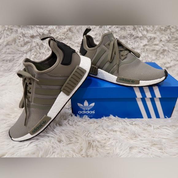 cf4dbda7a adidas Other - ❗️NEW❗️MENS Adidas NMD olive blk size 11