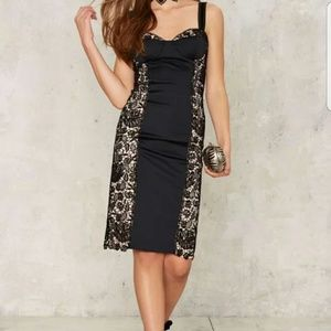 Nasty gal collection dress