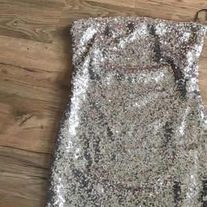 Fashion Nova Dresses - Sequin dress