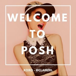 Other - Welcome to Poshmark! 😘😘😘