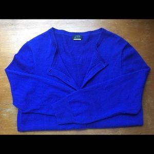 J. Crew Cashmere Button Up Cardigan