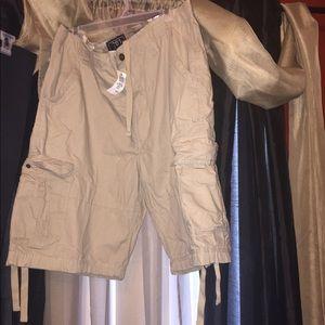 CSG Khaki Shorts