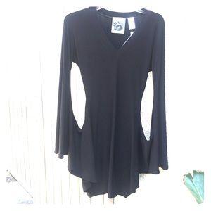 Everlast black modern style mini dress