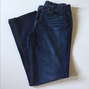 Mossimo for Target Curvy Fit Bootcut Stretch Jeans