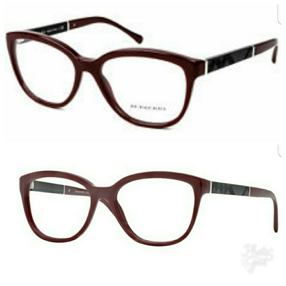 05ac3faae245 Burberry Eyeglass Optical frame   Skirt