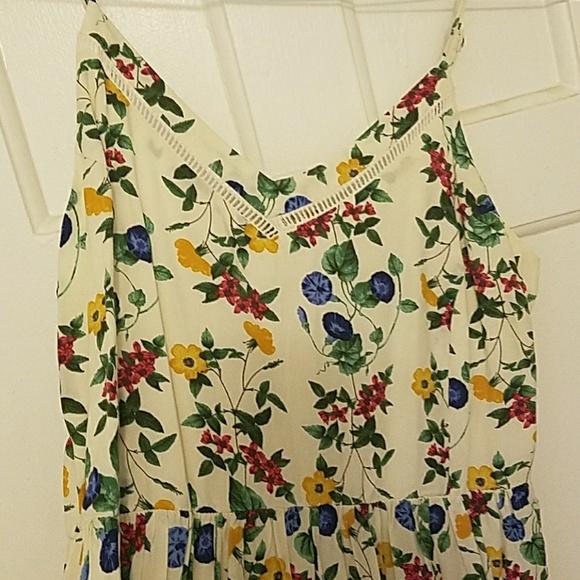 Old Navy Dresses - OLD NAVY floral midi dress