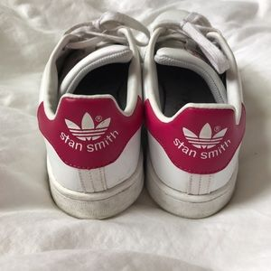 Adidas Pink Stan Smiths
