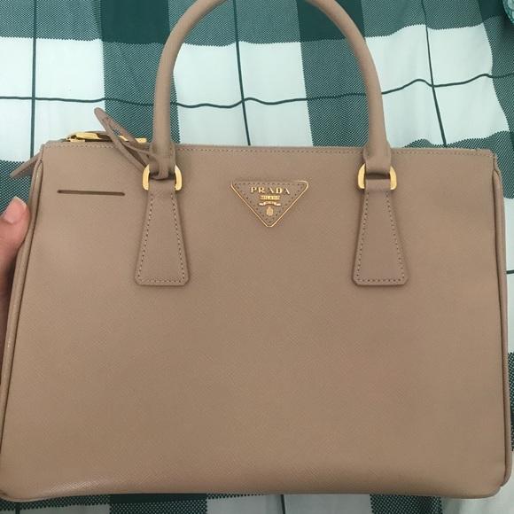 9bda1fbb53d2 Prada Saffiano beige double zipper tote bag. M_5970fa83c6c795e2ae04253f