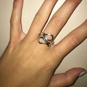 Cute sterling ring for any occasion!