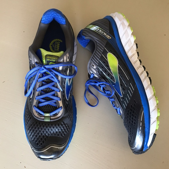 5a7e632ab6a Brooks Other - Brooks Ghost 3 Carpe Runem DNA Tennis Shoe Running