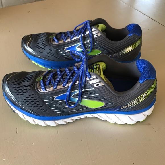 Carpe Runem Brooks Shoes Blue