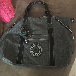 Kipling duffle bag