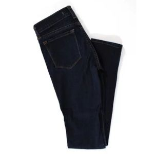 J BRAND JUNIORS DARK BLUE SKINNY 👖 SIZE 12