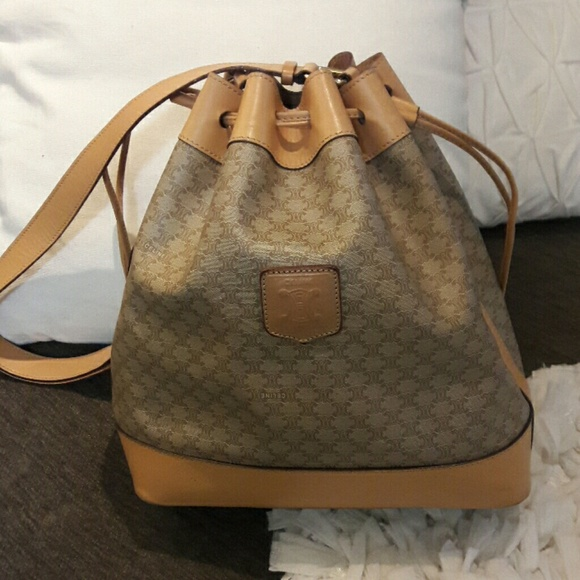Celine Handbags - Celine Vintage Bucket Bag 19f5be3ddc60c
