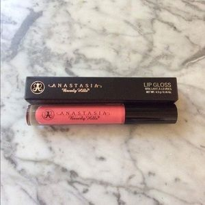 Anastasia of Beverly Hills lipgloss in Maui