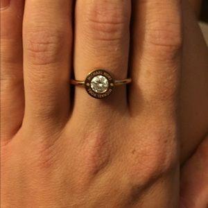 Michael Kors brilliance ring.