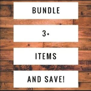 Other - Bundle 3+ Items and SAVE 💰💰💰