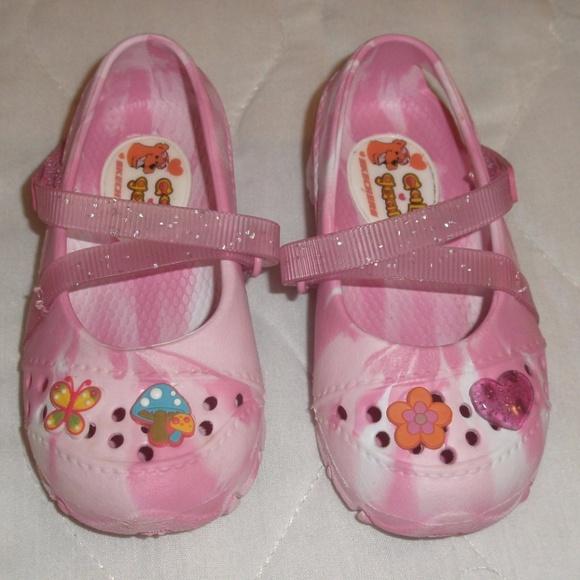 Skechers Cali Gear Croc Shoes Toddler 5