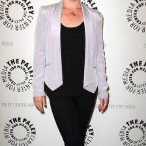 Rebecca Minkoff lavender blazer - size xs
