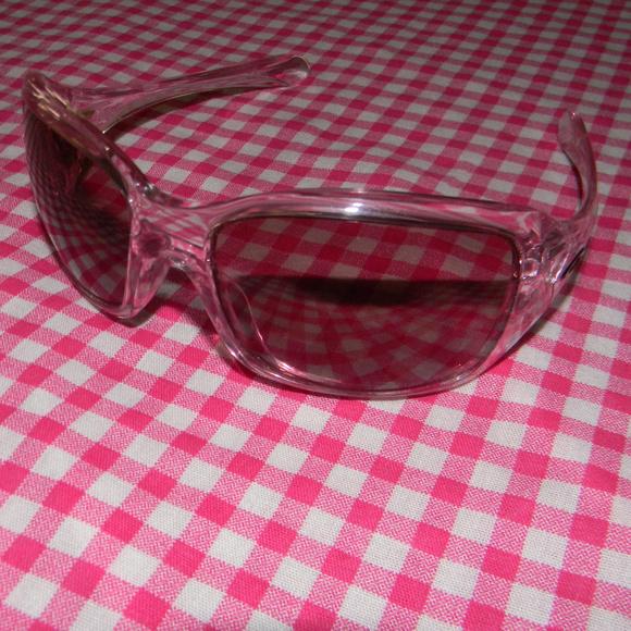 d7ce82599f Oakley Ravishing Clear Rose Pink Sunglasses. M 5971243278b31c369e05ac1b