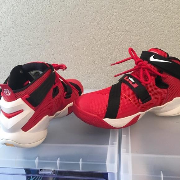 Shoes   Lebron Straps   Poshmark
