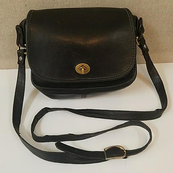 Coach Handbags - Vintage COACH Camera Crossbody Bag
