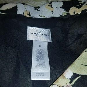 Emma James Skirts - (NEW) Emma James floral Skirt
