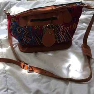 Humble Hilo Huipil Bag- ONE OF A KIND