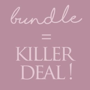 BUNDLE YOUR LIKES AND WAIT FOR OFFER!