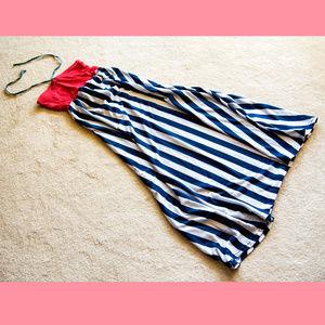 Dresses & Skirts - Halter top maxi dress, NWOT