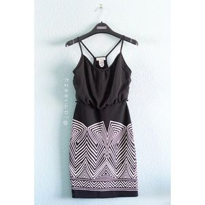 January 7 | Blouson Bodycon Dress