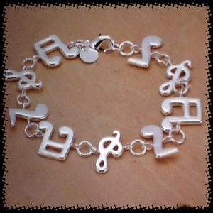 Jewelry - ‼️CLEARANCE‼️MUSICAL BRACELET