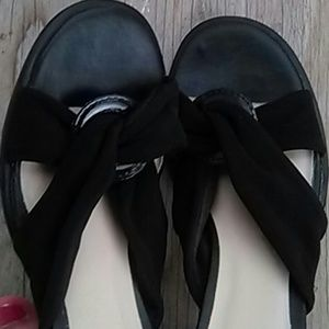 Predictions Shoes - Predictions strapless sandals.