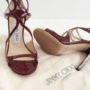 "Jimmy Choo Shoes - Jimmy Choo ""Lance"" Heels - 36.5"