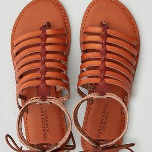 American Eagle sandal