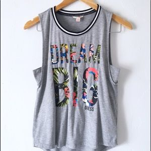 G by Guess summer muscle tank
