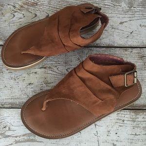 Dirty laundry boho sandals